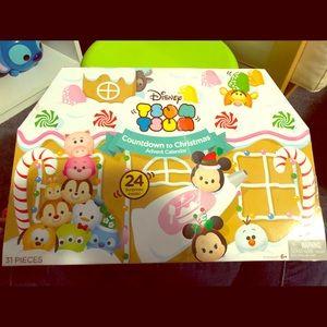 Disney Target Exclusive Tsum Tsum Advent Box